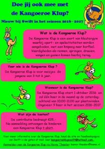 Publicatie kangoeroe klup Swift 2