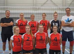 Dames 1 - VC Velden